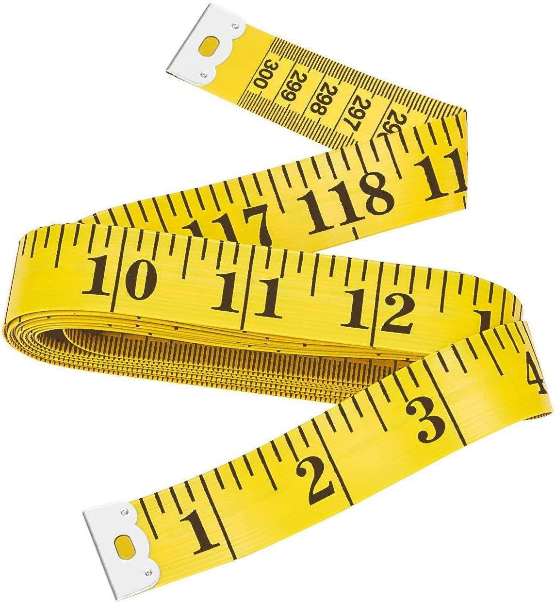Cotchear Soft 120inch Credence Max 86% OFF 3 Meter Tailor Body Measuring Sewing Tape