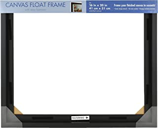 MCS 16x20 Inch Mount Finished Canvases, Black (69037) Frame, 16 x 20 Inch,