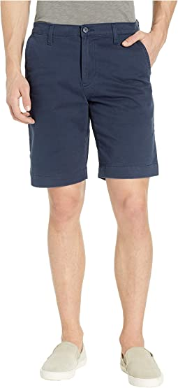 Hartford Stretch Twill Shorts