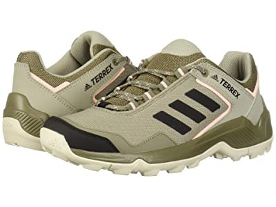 adidas Outdoor Terrex Entry Hiker (Trace Cargo/Black/Clear Orange) Women