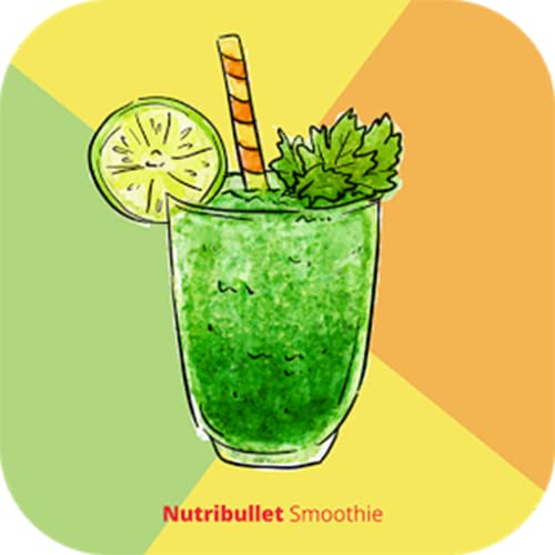 NutriBullet Recipes - Detox Smoothie Recipes