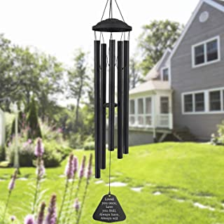 ASTARIN Sympathy Wind Chimes Outdoor Deep Tone, 36 Inch Large Wind Chimes Outdoor Tuned Soothing Melody, Memorial Wind Chimes as Sympathy Gifts, Outdoor Wind Chime for Garden, Patio Décor.