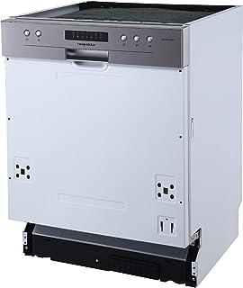 respekta GSP 60 TiD MA++ Lave-vaisselle encastrable 60 cm avec écran partiellement intégré Argenté