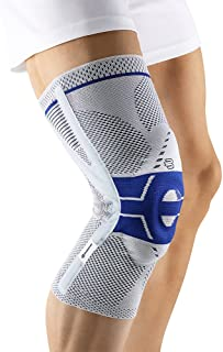 Bauerfeind - GenuTrain P3 - Knee Support - for Misalignment of The Kneecap - Left Knee - Size 3 - Color Titanium
