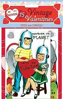 15 Vintage Valentines - Schoolhouse Valentines