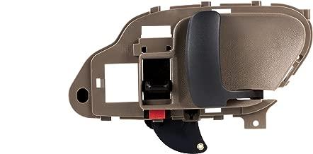 XYZMOT Interior Front/Rear Right Beige Door Handle For 1995 1996 1997 1998 1999 2000 2001 2002 Chevrolet GMC C1500 C2500 C3500 K1500 K2500 K3500 Pickup Suburban Chevy Tahoe 15708052,6077571