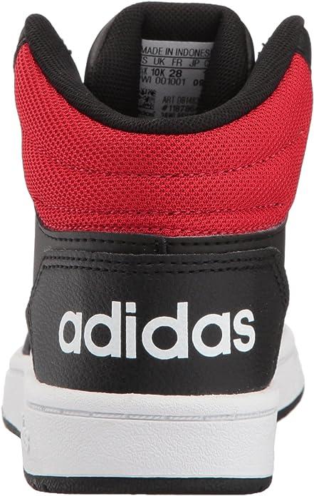 Amazon.com | adidas Kids' Hoops Mid 2.0 K | Basketball