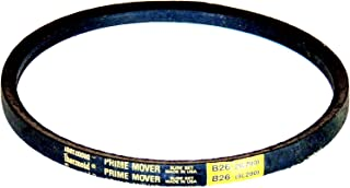 HBD/Thermoid B26 Prime Mover Belt, Rubber