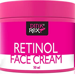 Retinol Cream Face Skin Wrinkle Acne and Dark Spot Under Eye Care Organic a Facial Moisturizer Beauty Products for Women Men Mens By Day Bye Night Anti Aging Firming Lift Lotion on Creams Para la Cara