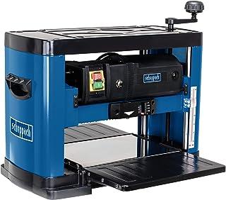 Scheppach Tjocklekshyvel PLM1800 (1 500 watt, 2 hyvelknivar, varvtal hyvelaxel 8 500 rpm, inloppshöjd/-bredd: 152 mm/330 m...