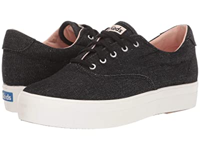 Keds Rise Denim (Black) Women