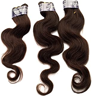 King Love Star 4A Unprocessed Human Hair Weave Brazilian Virgin Hair Body Wave 5 Pcs 14