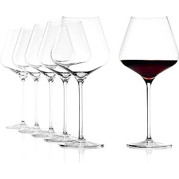 Schott Zwiesel Lot de 6 Verres à Vin en Cristal 73 cl