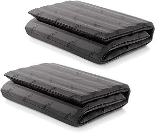 TEMPUR (テンピュール) アウトレット フトンデラックス 2点セット 敷き布団 折りたたみマットレス シングル 保証なし