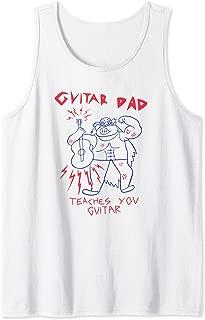 Guitar Dad Tank Top