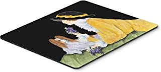 Caroline's Treasures SS8633MP Papillon Mouse pad, hot pad, or Trivet, Large, Multicolor