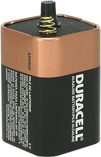 Duracell MN908 6V Alkaline Lantern Battery 8-pack