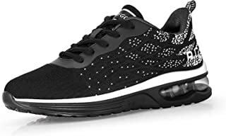 SEVEGO Women's Running Shoes, Air Cushion Walking Shoes, Breathable Jogging Sneakers, Lightweight Tennis Shoes