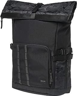 Oakley Men's Utility Rolled Up Backpacks,One Size,Blackout