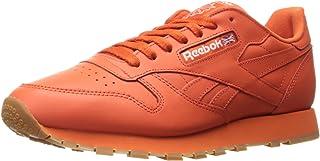Reebok Men's CL Lthr Gum CU Fashion Sneaker