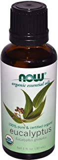 زيت الكافور (يوكاليبتوس)100% نقي Now Foods, Essential Oils, Eucalyptus, 30 ml