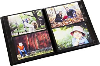 Best Portfolio Photo Album Holds 200 Pictures - 4x6 Inch / Space Saver Album with Protective Poly Case Reviews