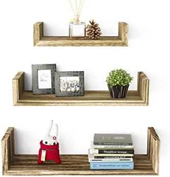 Explore Wall Mounted Shelves For Bedrooms Amazon Com
