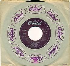 BOB SEGER 45 RPM We've Got Tonight / Ain't Got No Money