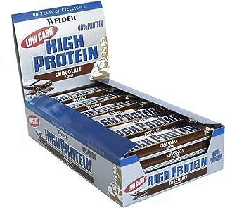 Weider 40% Protein Low Carb. Barrita  alto contenido en