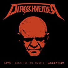 Live - Back to the Roots - Accepted
