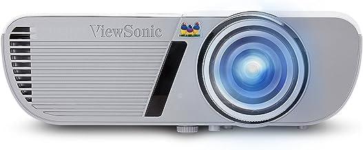 ViewSonic PJD5553LWS 3200 Lumens WXGA HDMI Short Throw Projector, One Size, White