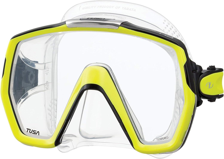 格安 価格でご提供いたします 実物 TUSA M-1001 Freedom HD Mask Diving Scuba