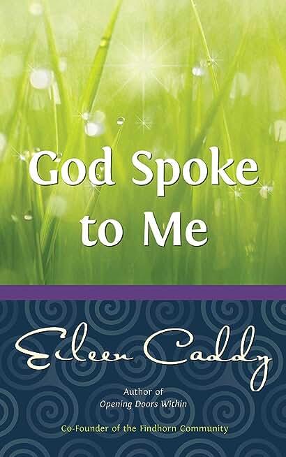 God Spoke to Me (English Edition)