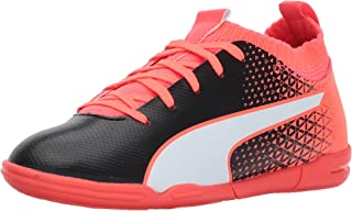PUMA Evoknit FTB IT Kids Soccer Shoe