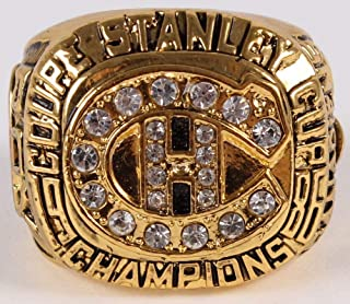 montreal canadiens replica rings