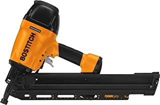 BOSTITCH U/F28WW Clipped Head 2-Inch to 3-1/2-Inch Framing Nailer with Magnesium Housing (Certified Refurbished)