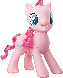 """My Little Pony Toy Oh My Giggles Pinkie Pie -- 8"""" Interactive Toy with Sounds & Movement, Kids Ages 3 Years Old & Up"""