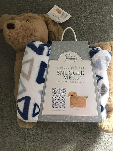 小奇迹依偎我太舒服毛毯和狗毛绒