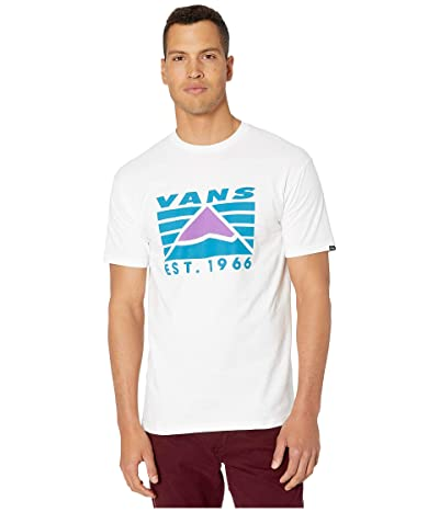 Vans Hi-Point Short Sleeve T-Shirt (White) Men