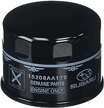 SUBARU Genuine 15208AA170 Oil Filter Elem Cap