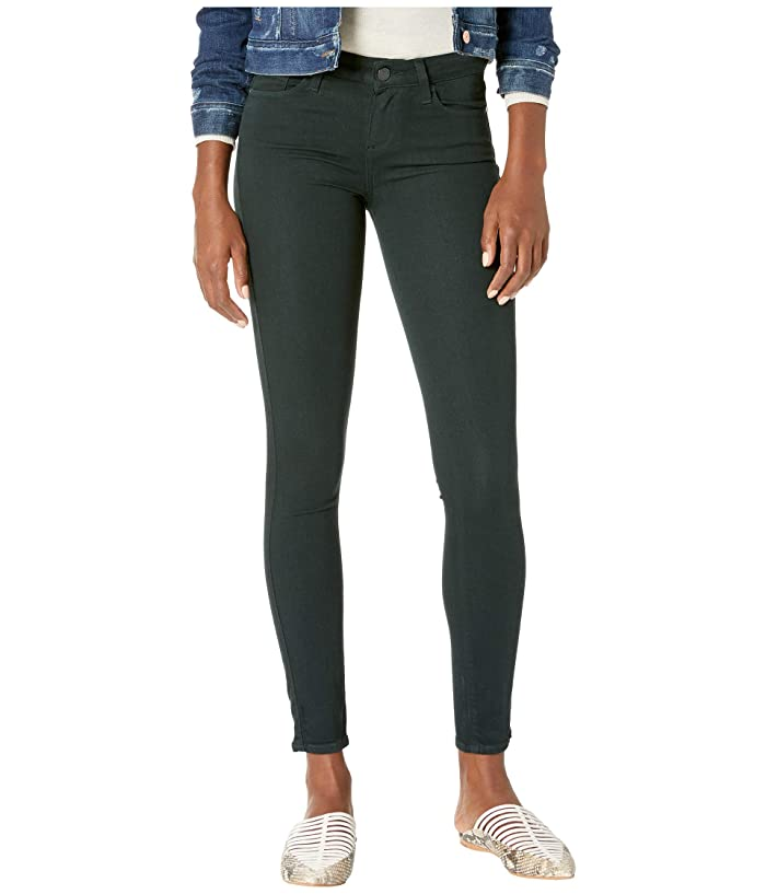 Verdugo Ultra Skinny In Midnight Green by Paige