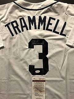 alan trammell jersey