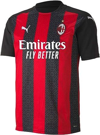 AC Milan Home Men's Soccer Jersey- 2020/21