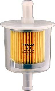 FRAM G3 in-Line Fuel Filter