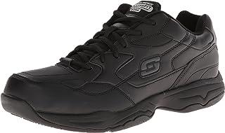 حذاء سكيتشرز فور وركس للرجال من فيلتون مقاوم للانزلاق ومريح