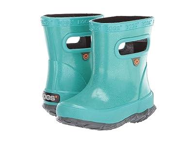 Bogs Kids Skipper Glitter (Toddler/Little Kid) (Turquoise) Girls Shoes