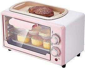 Adesign Four électrique ménage Petite Multifonction Mini Petite friture de Four et rôtir à la Cuisson intégré Tube de Chau...