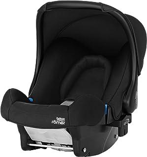 Design-Sieger Britax Römer Babyschale Geburt - 13 Monate I 0 - 13 kg I BABY-SAFE Autositz Gruppe 0 I Cosmos Black