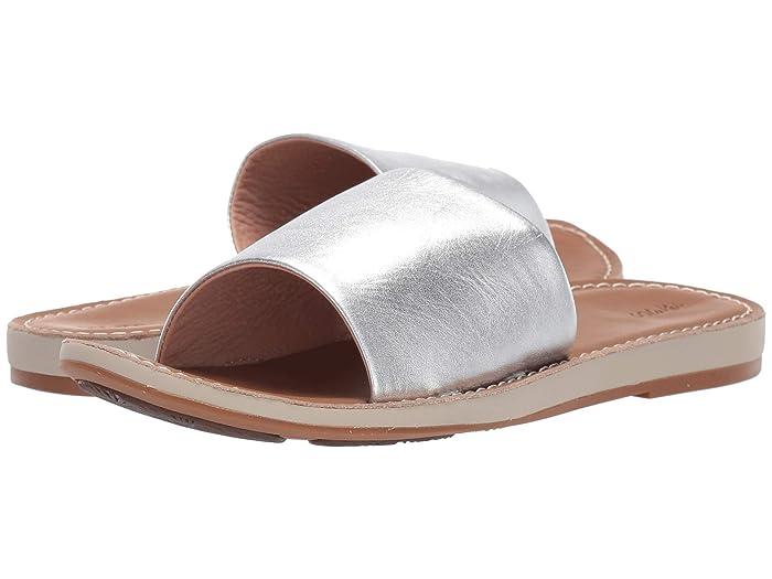 Nohie 'Olu  Shoes (Silver/Tan) Women's Shoes