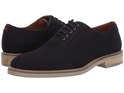 Steve Madden Carsen (Navy Fabric) Men